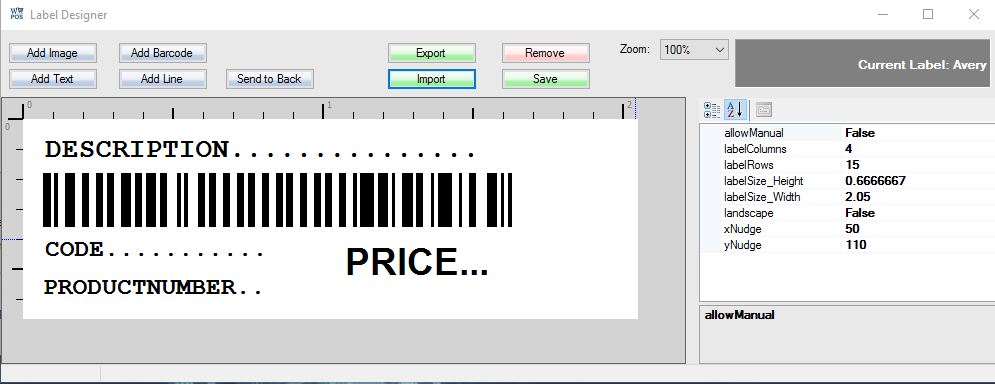 using avery label templates